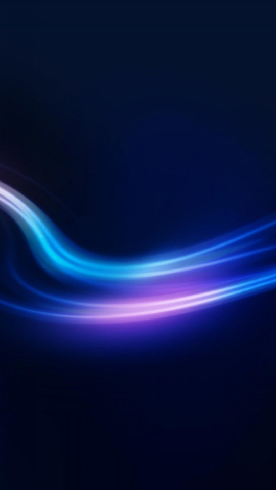 Digital Blue Light Wallpaper for Motorola Moto E