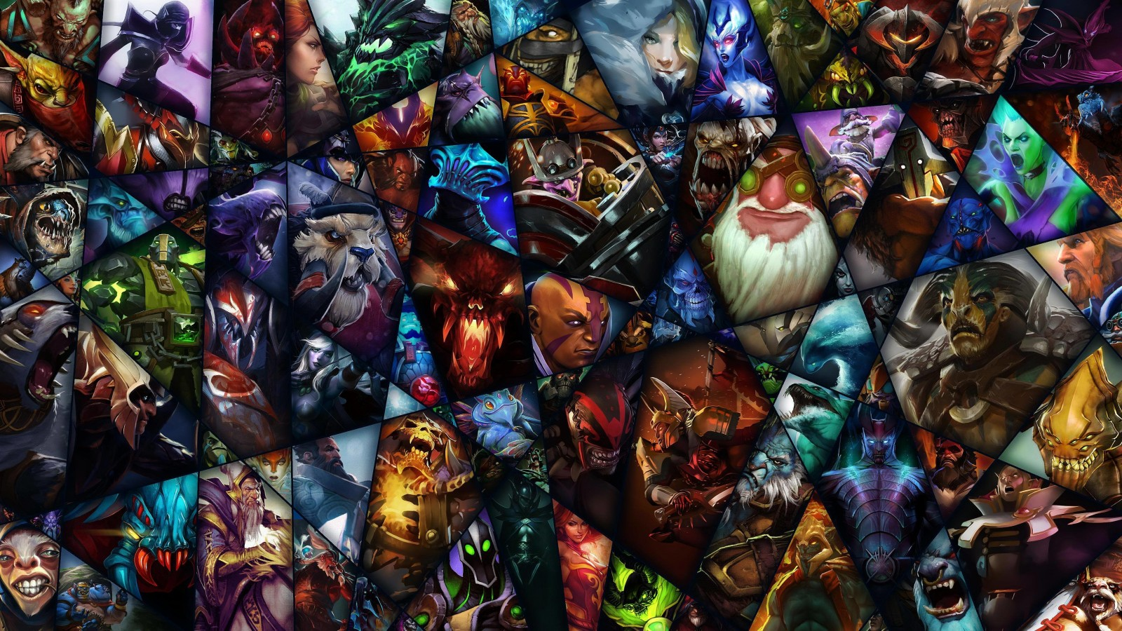 Dota 2 Wallpaper for Desktop 1600x900