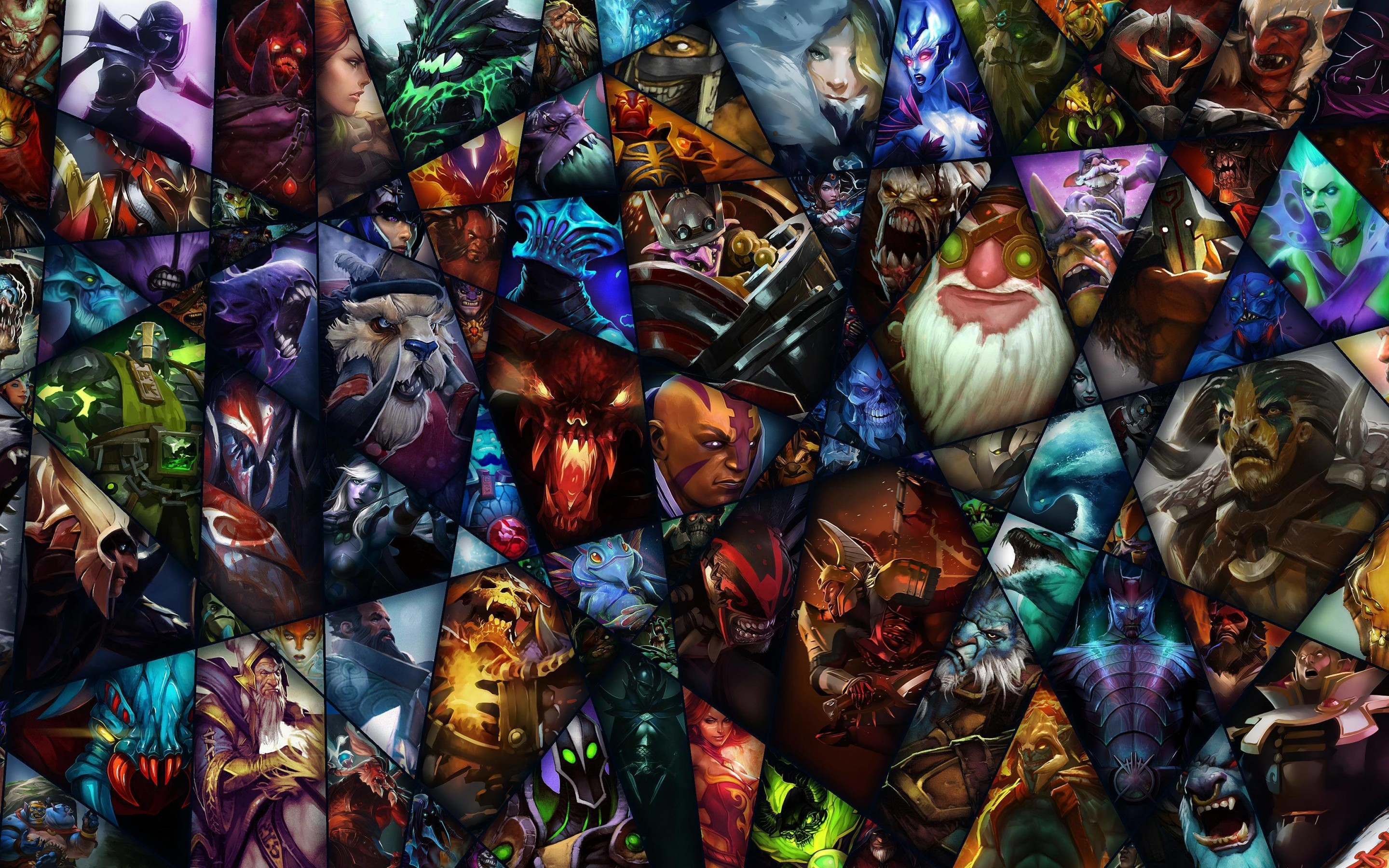 Dota 2 Wallpaper for Desktop 2880x1800