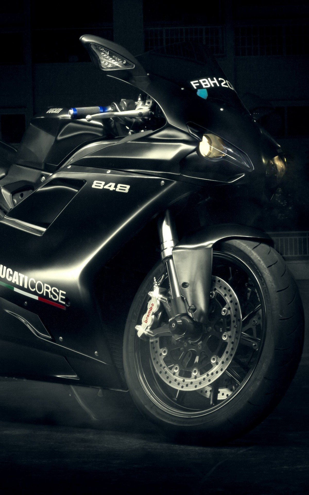 Ducati 848 Wallpaper for Amazon Kindle Fire HDX