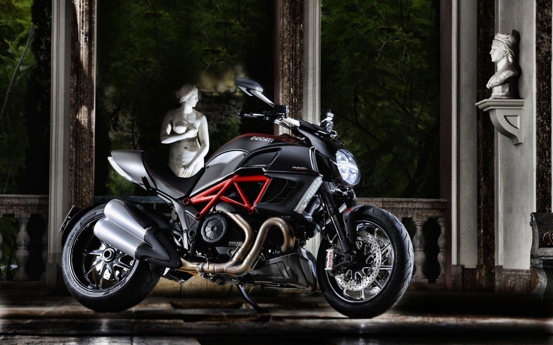 Ducati Diavel Wallpaper for Desktop 1920x1200