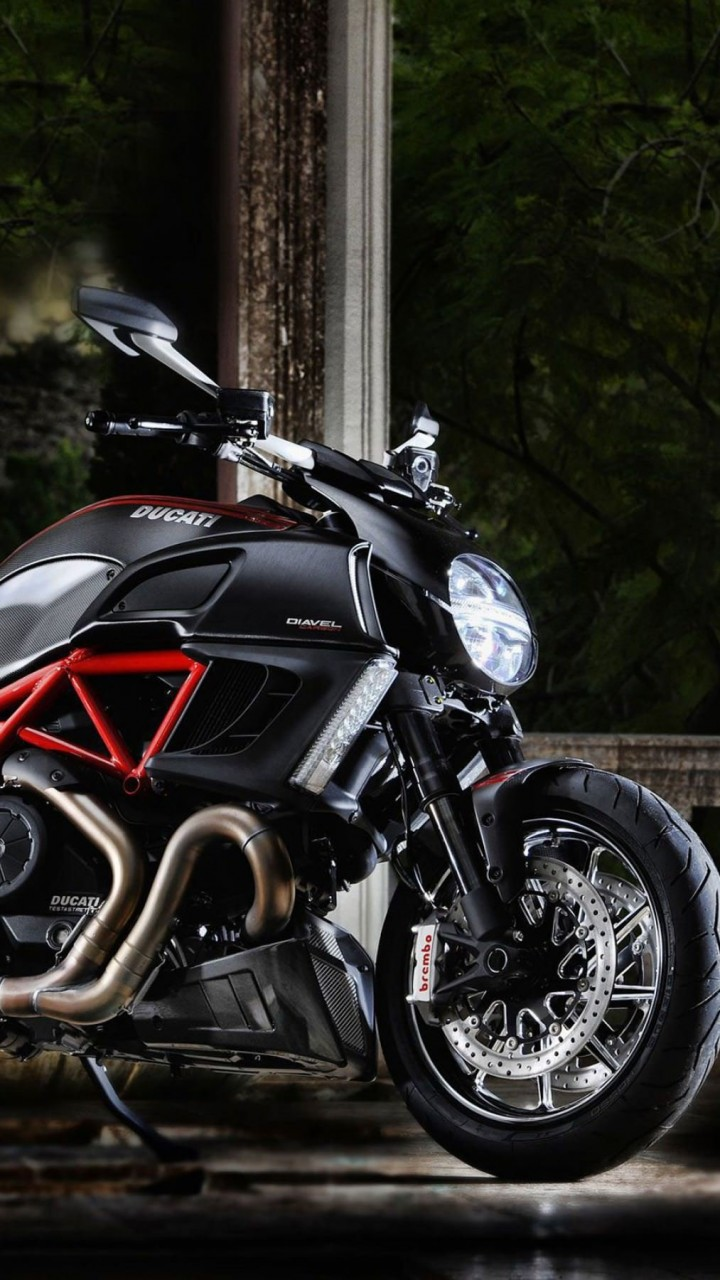 Ducati Diavel Wallpaper for SAMSUNG Galaxy S3