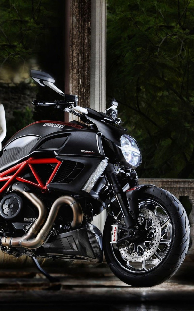 Ducati Diavel Wallpaper for Amazon Kindle Fire HD