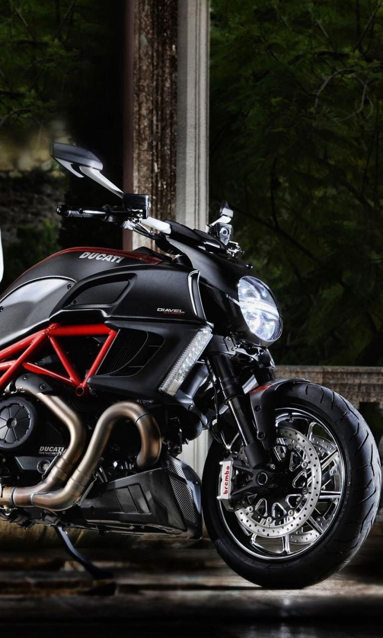 Ducati Diavel Hd Wallpaper