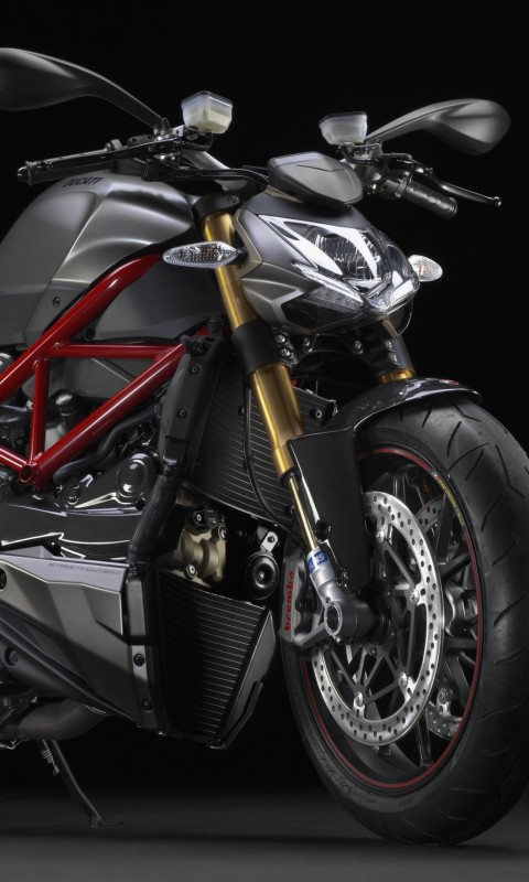 Ducati Streetfighter S Wallpaper for HTC Desire HD