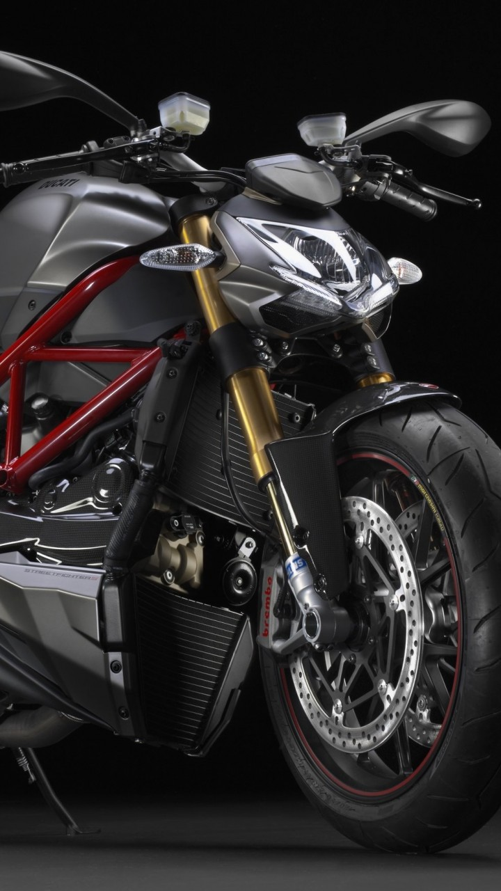 Ducati Streetfighter S Wallpaper for HTC One X