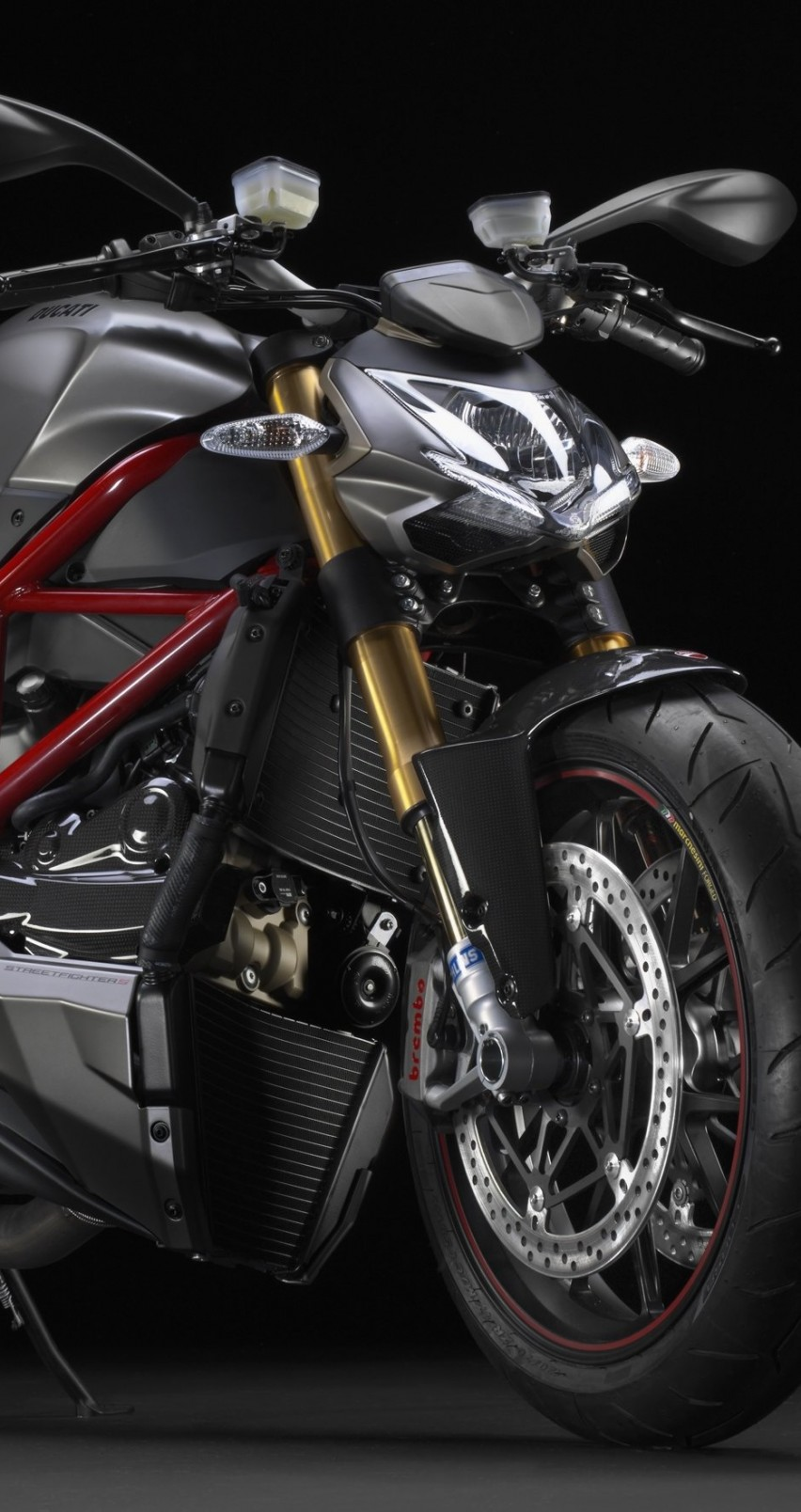Ducati Streetfighter S Wallpaper for Apple iPhone 6 / 6s
