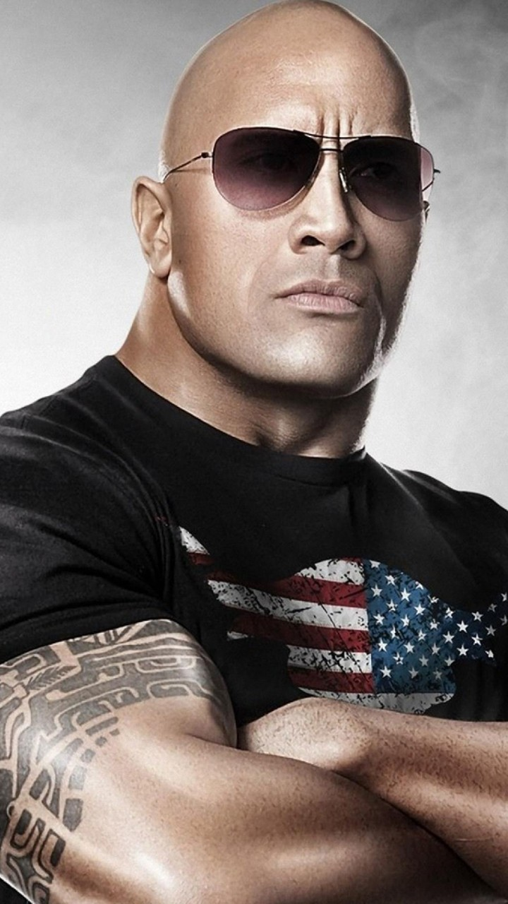 Dwayne Johnson The Rock Wallpaper for SAMSUNG Galaxy S5 Mini