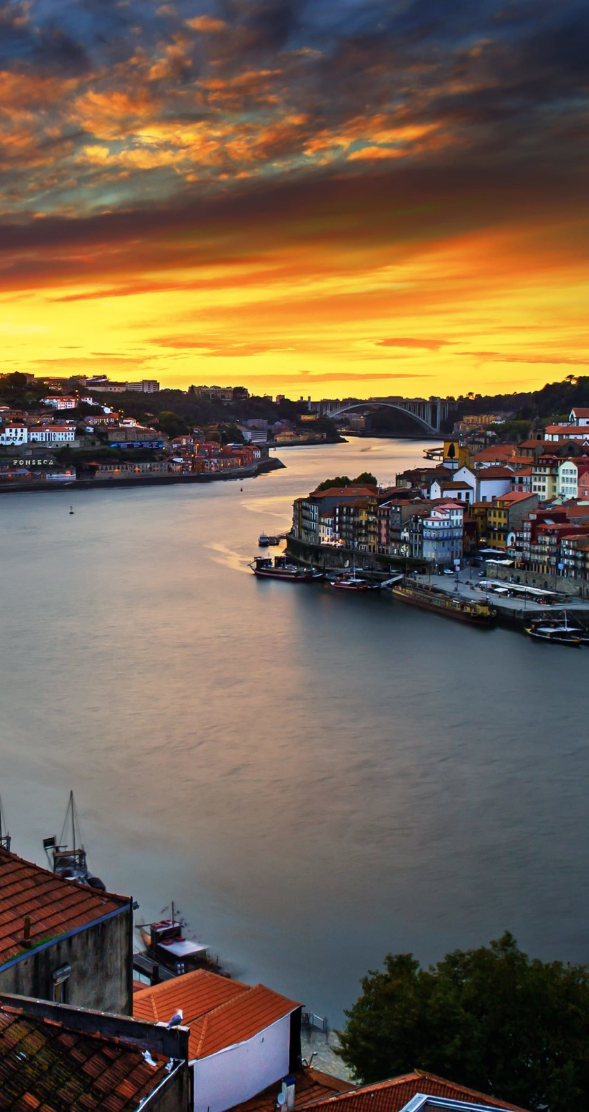 Enchanting Porto Wallpaper for Apple iPhone 6 / 6s