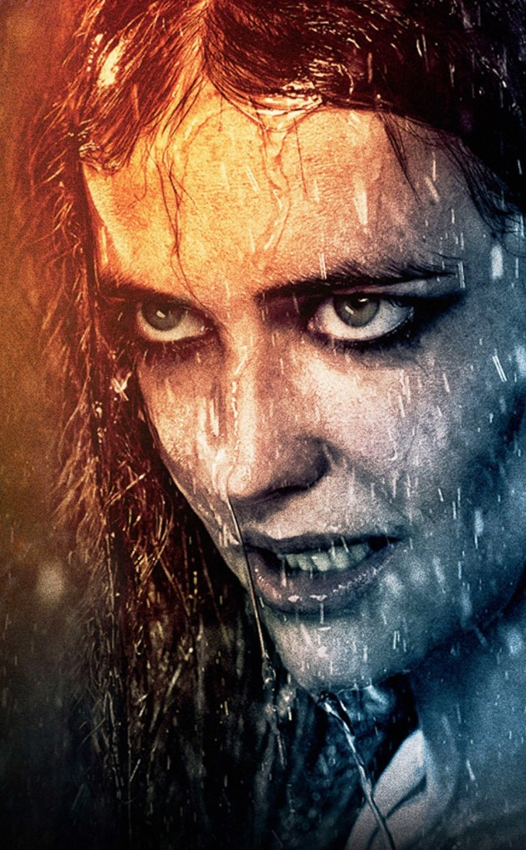Eva Green In 300 Rise Of An Empire Wallpaper for Apple iPhone 4 / 4s