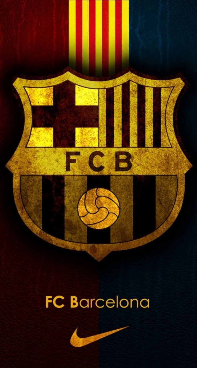 FC Barcelona Wallpaper for Apple iPhone 5 / 5s
