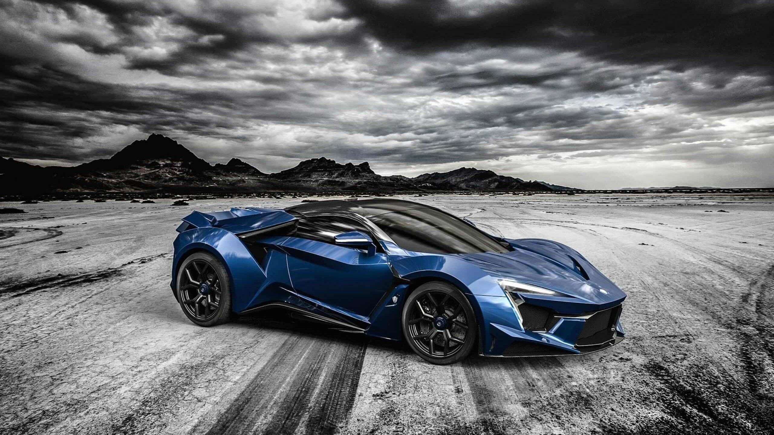 FENYR Supersport Wallpaper for Desktop 2560x1440