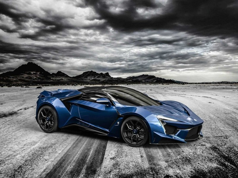 FENYR Supersport Wallpaper for Desktop 800x600