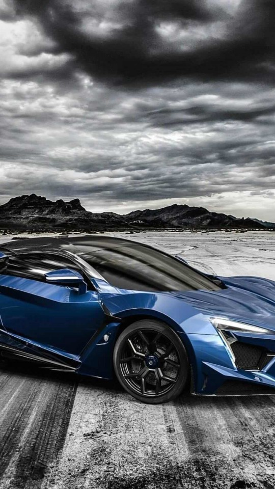 FENYR Supersport Wallpaper for SAMSUNG Galaxy S4 Mini