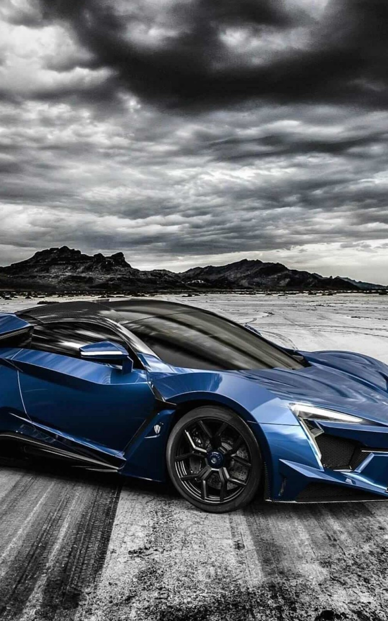 FENYR Supersport Wallpaper for Amazon Kindle Fire HD