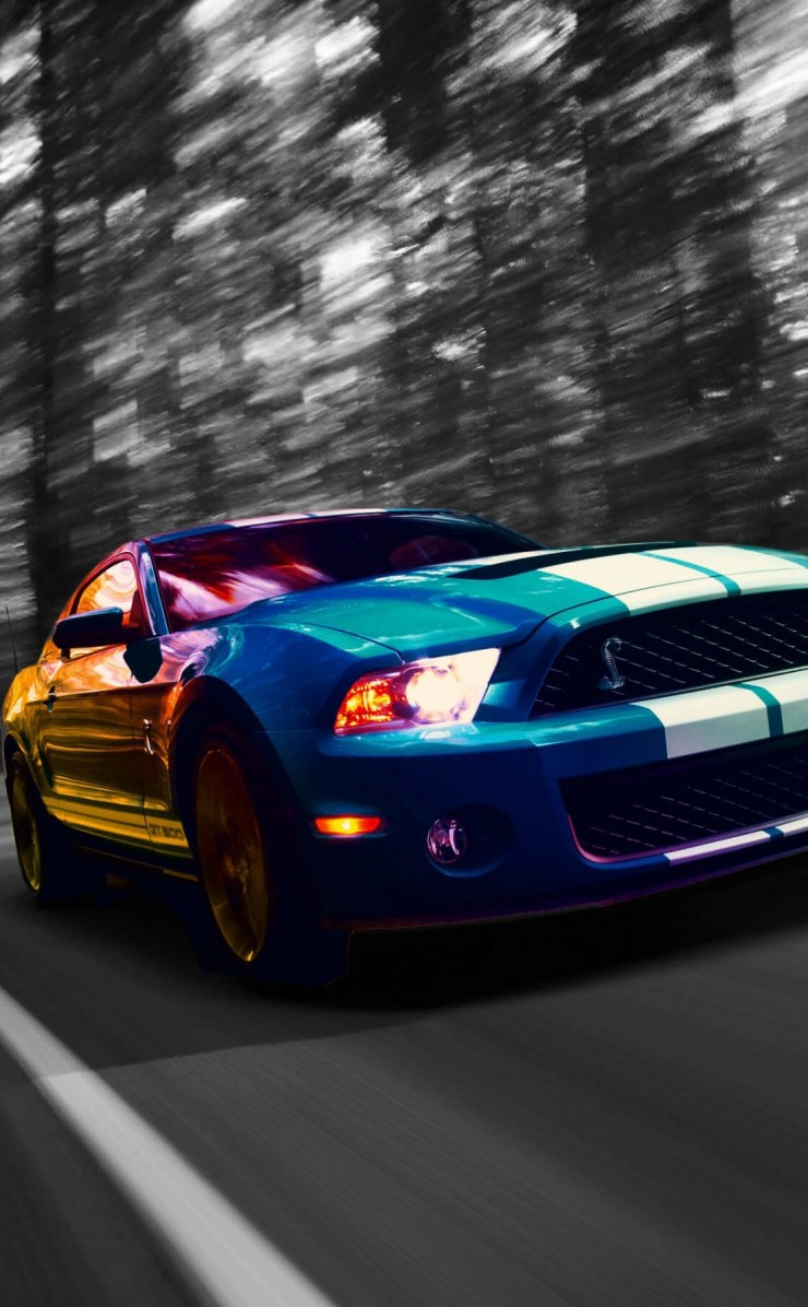 Ford Mustang Hd Wallpapers Download
