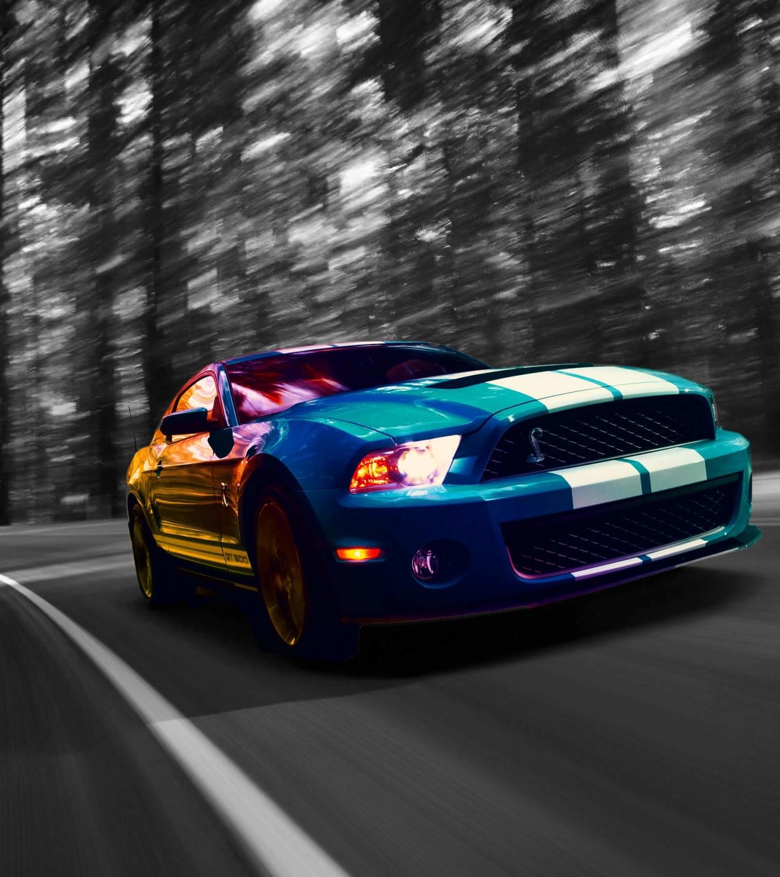 Shelby GT500 HD wallpaper for Kindle Fire HDX 8.9 HDwallpapers.net #093677 1600 1800