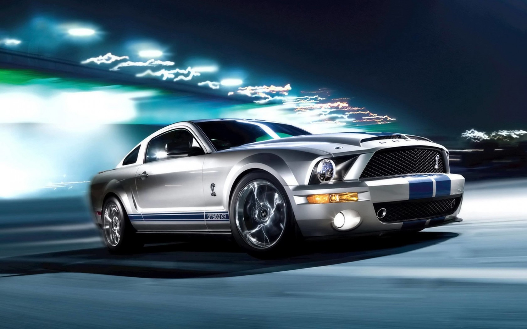 Ford Mustang Shelby GT500KR Wallpaper for Desktop 1680x1050