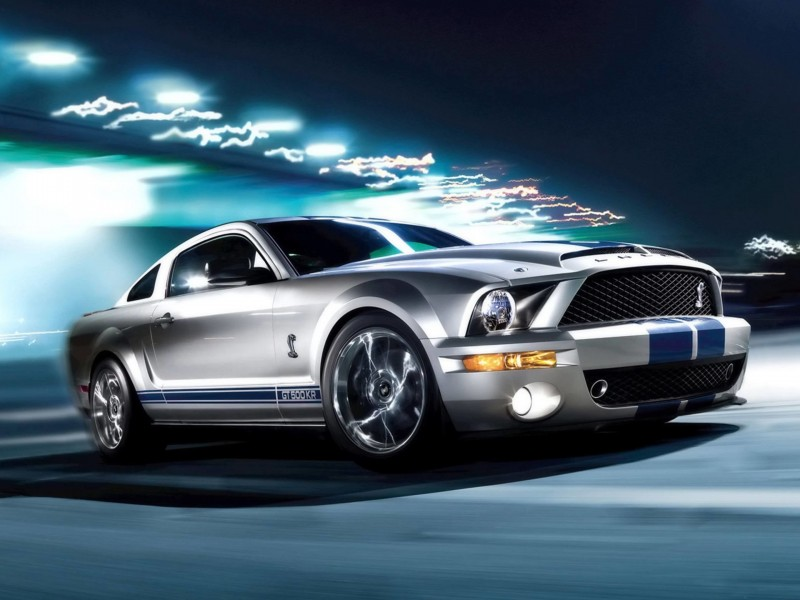 Ford Mustang Shelby GT500KR Wallpaper for Desktop 800x600