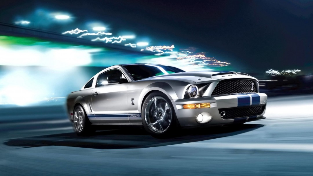 Ford Mustang Shelby GT500KR Wallpaper for Social Media Google Plus Cover