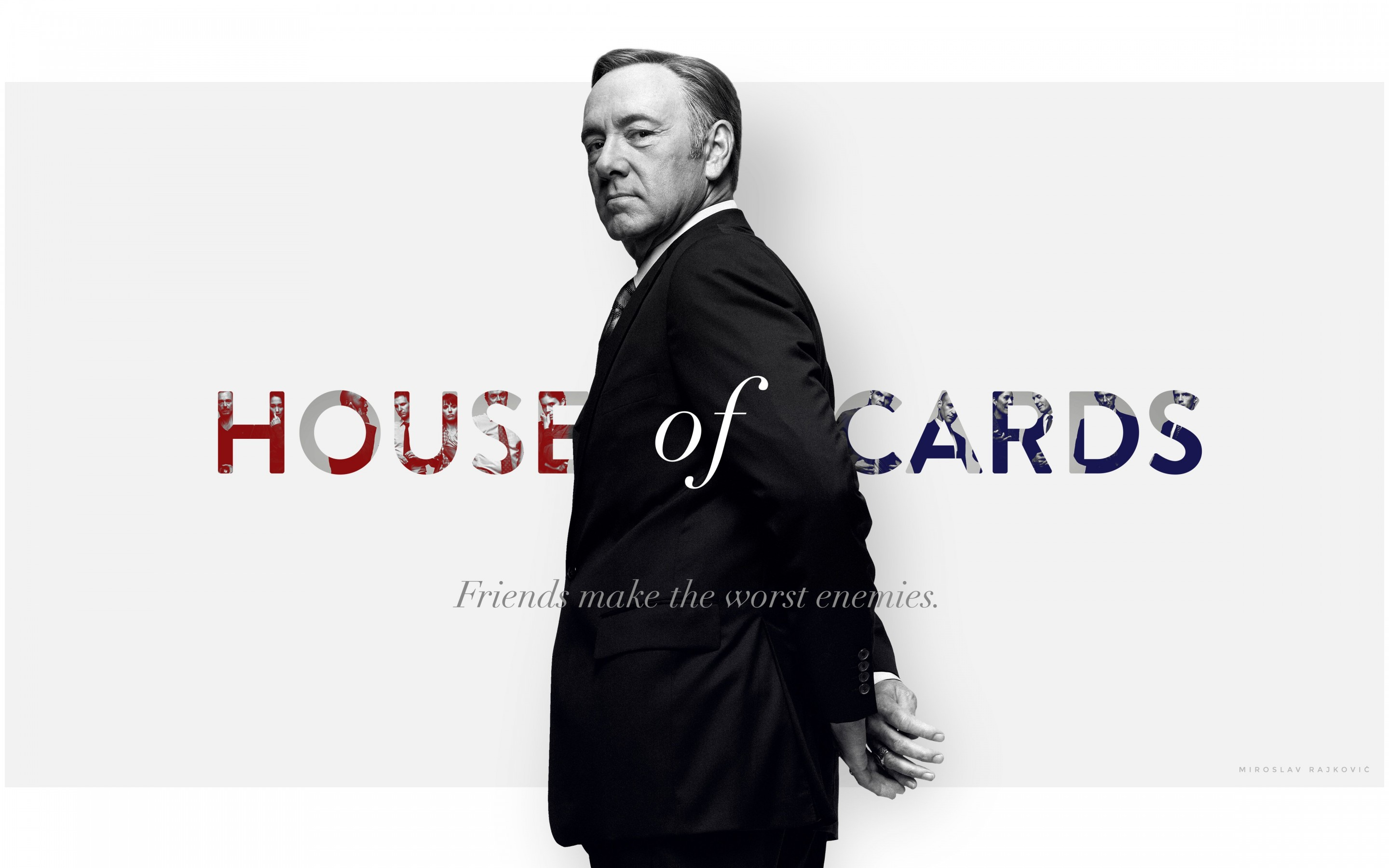 Frank Underwood - House of Cards Wallpaper for Desktop 2880x1800