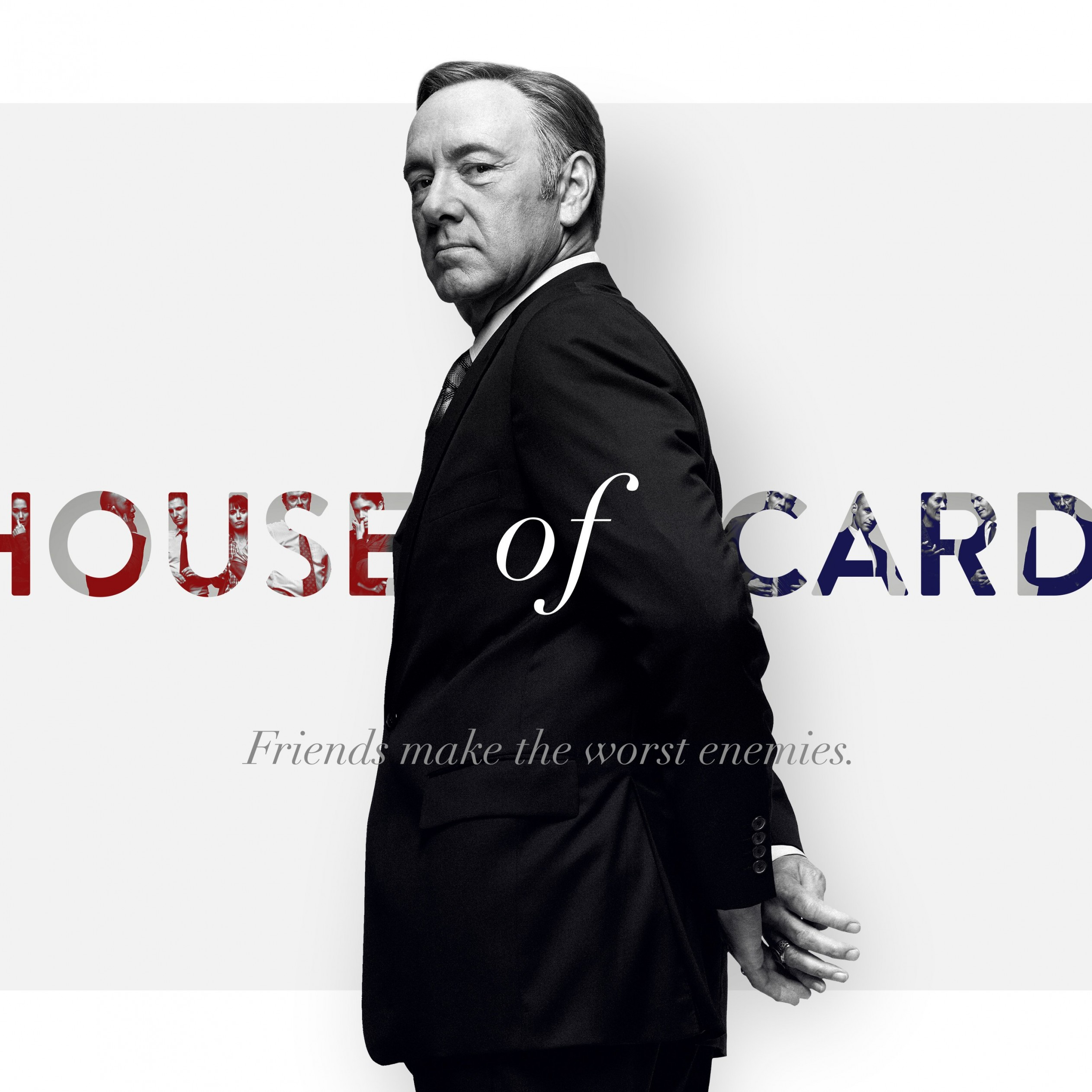 Frank Underwood - House of Cards Wallpaper for Apple iPad mini 2