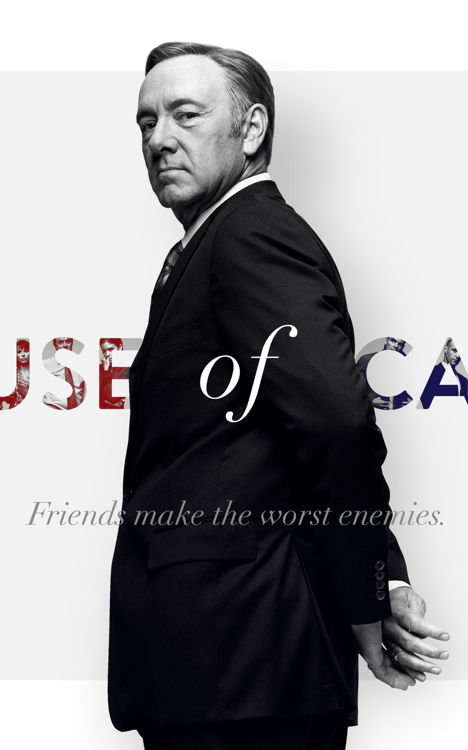 Frank Underwood - House of Cards Wallpaper for Amazon Kindle Fire HDX 8.9