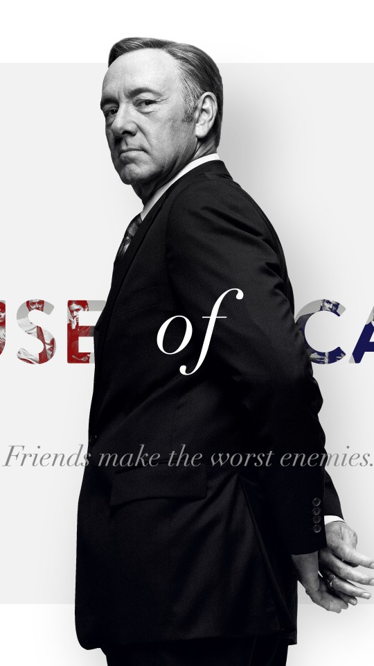 Frank Underwood - House of Cards Wallpaper for LG G2 mini