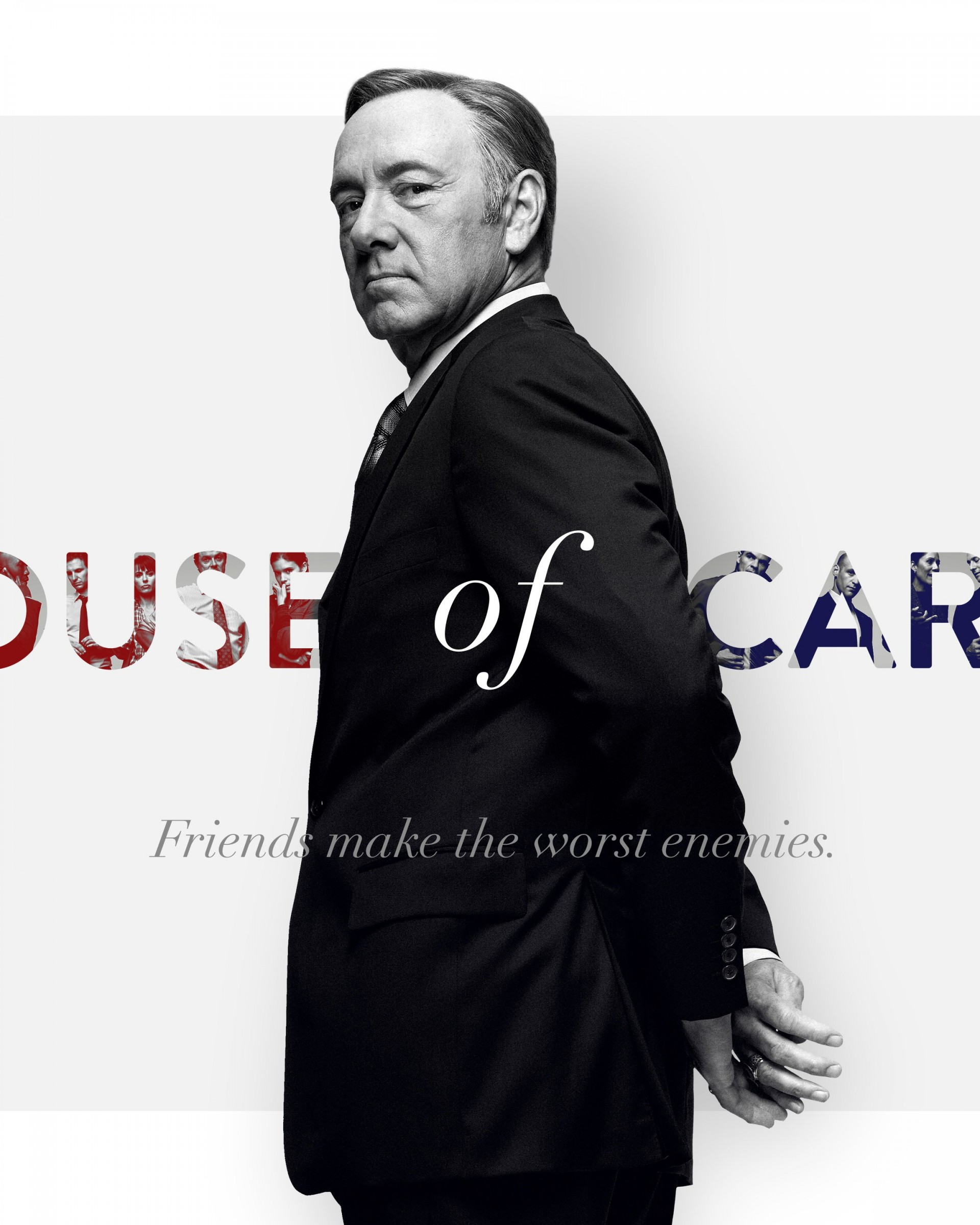 Frank Underwood - House of Cards Wallpaper for Google Nexus 7
