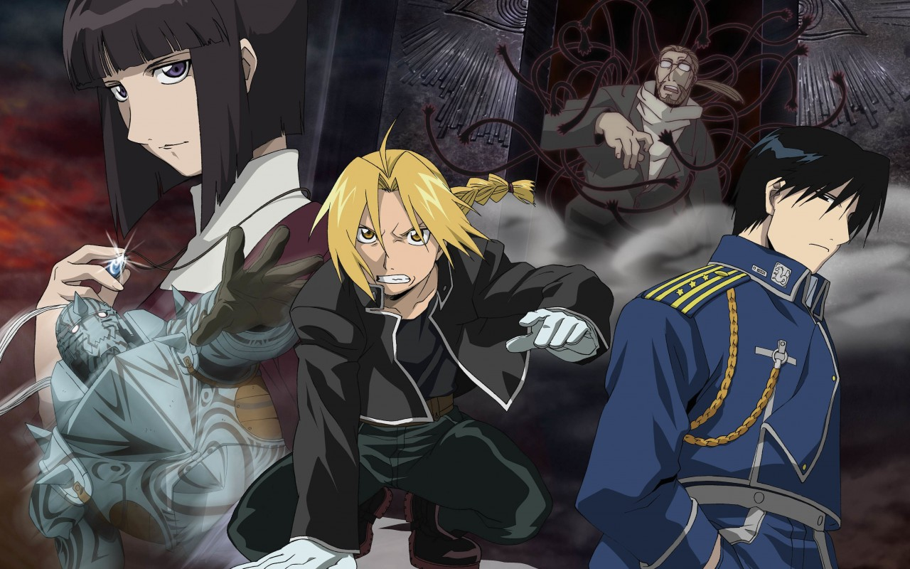 Fullmetal Alchemist Wallpaper for Desktop 1280x800