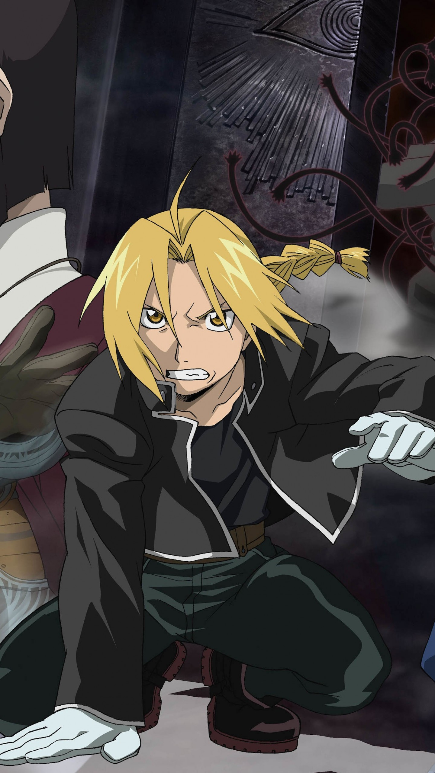 Fullmetal Alchemist Wallpaper for SAMSUNG Galaxy Note 4