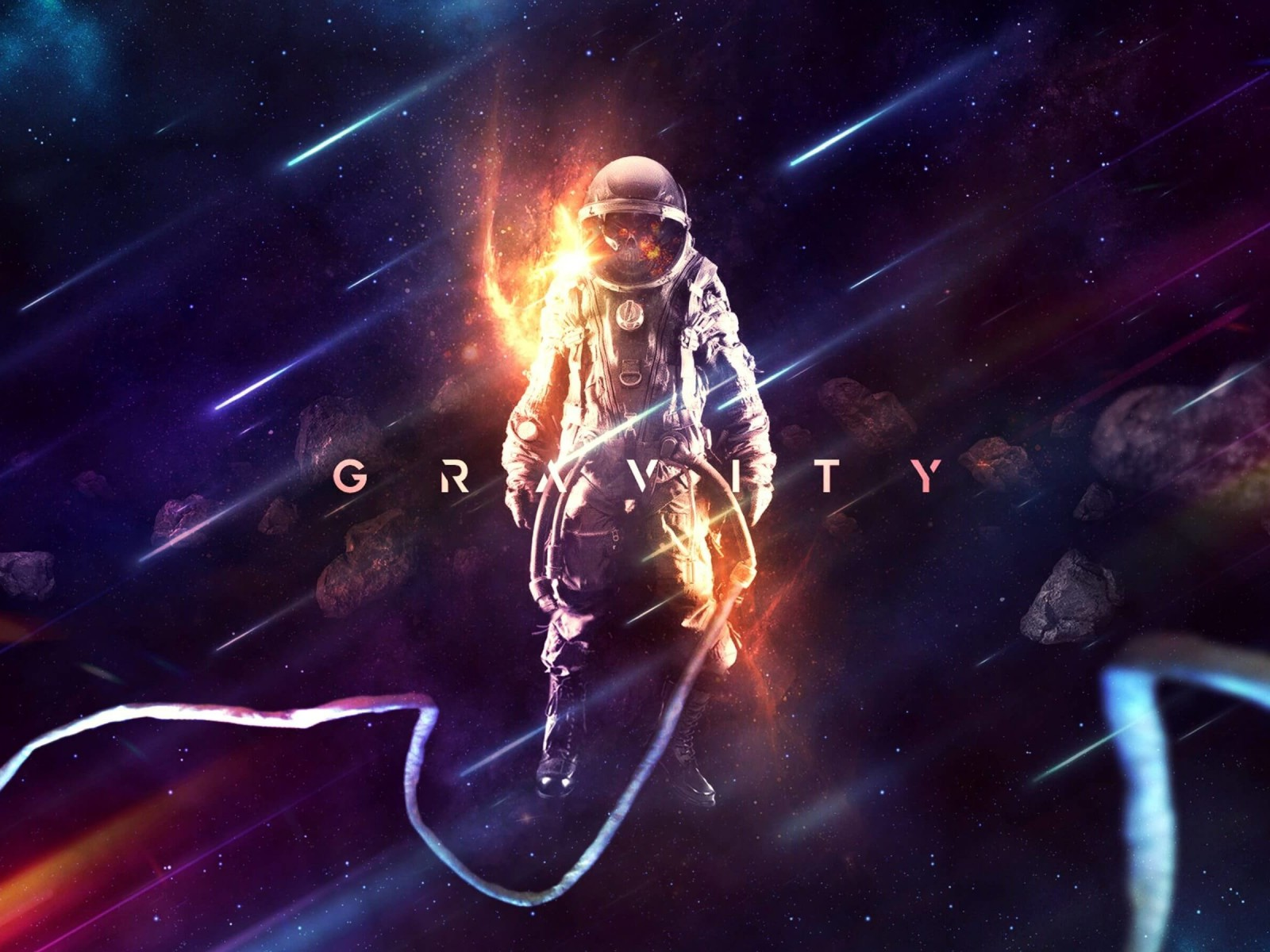 G R A V I T Y Wallpaper for Desktop 1600x1200