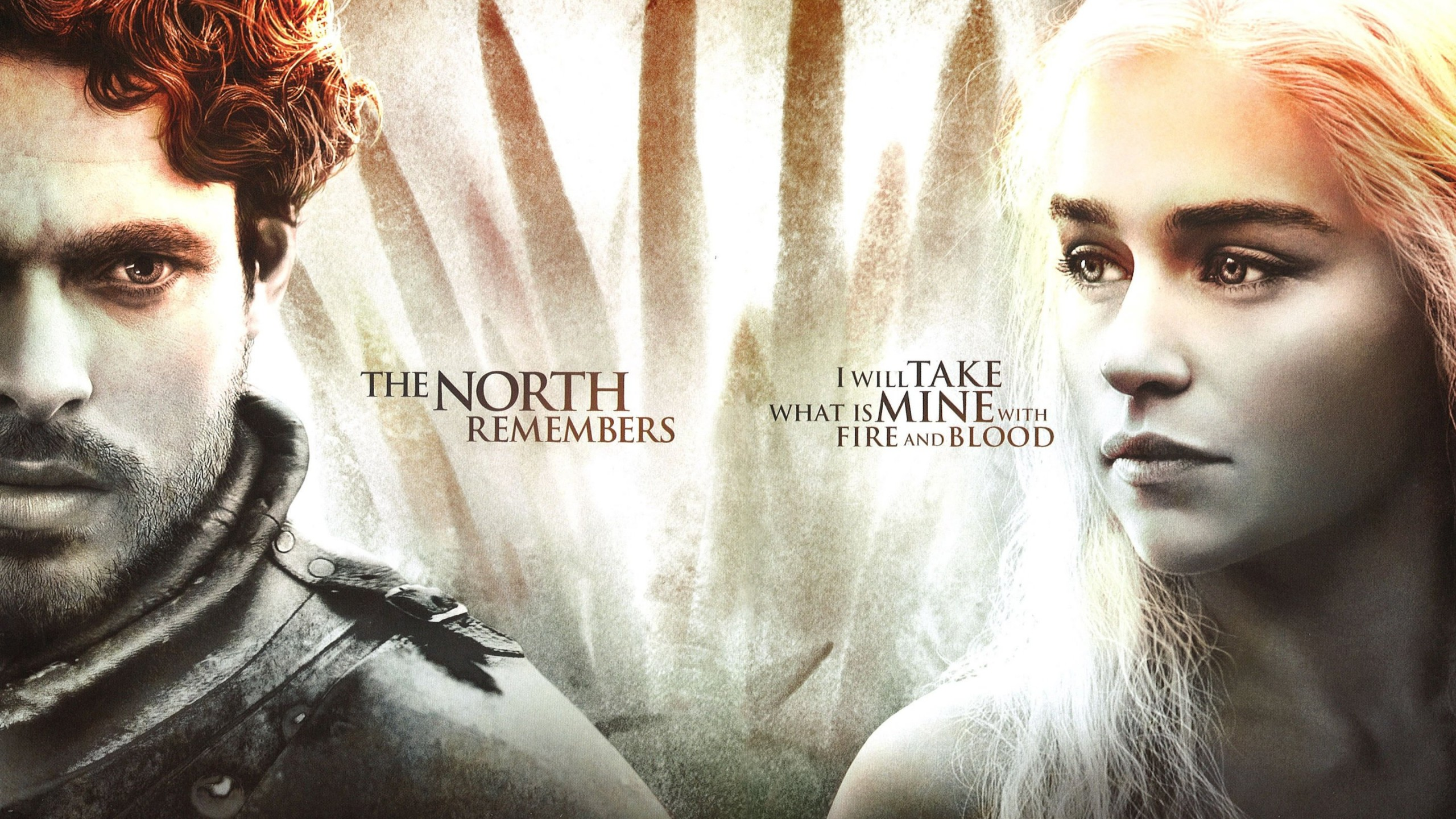 Game Of Thrones Season 4 Wallpaper for Social Media YouTube Channel Art