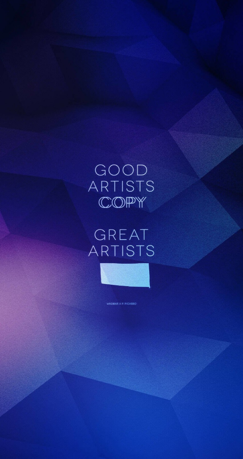 good artists copy hd wallpaper for iphone 6