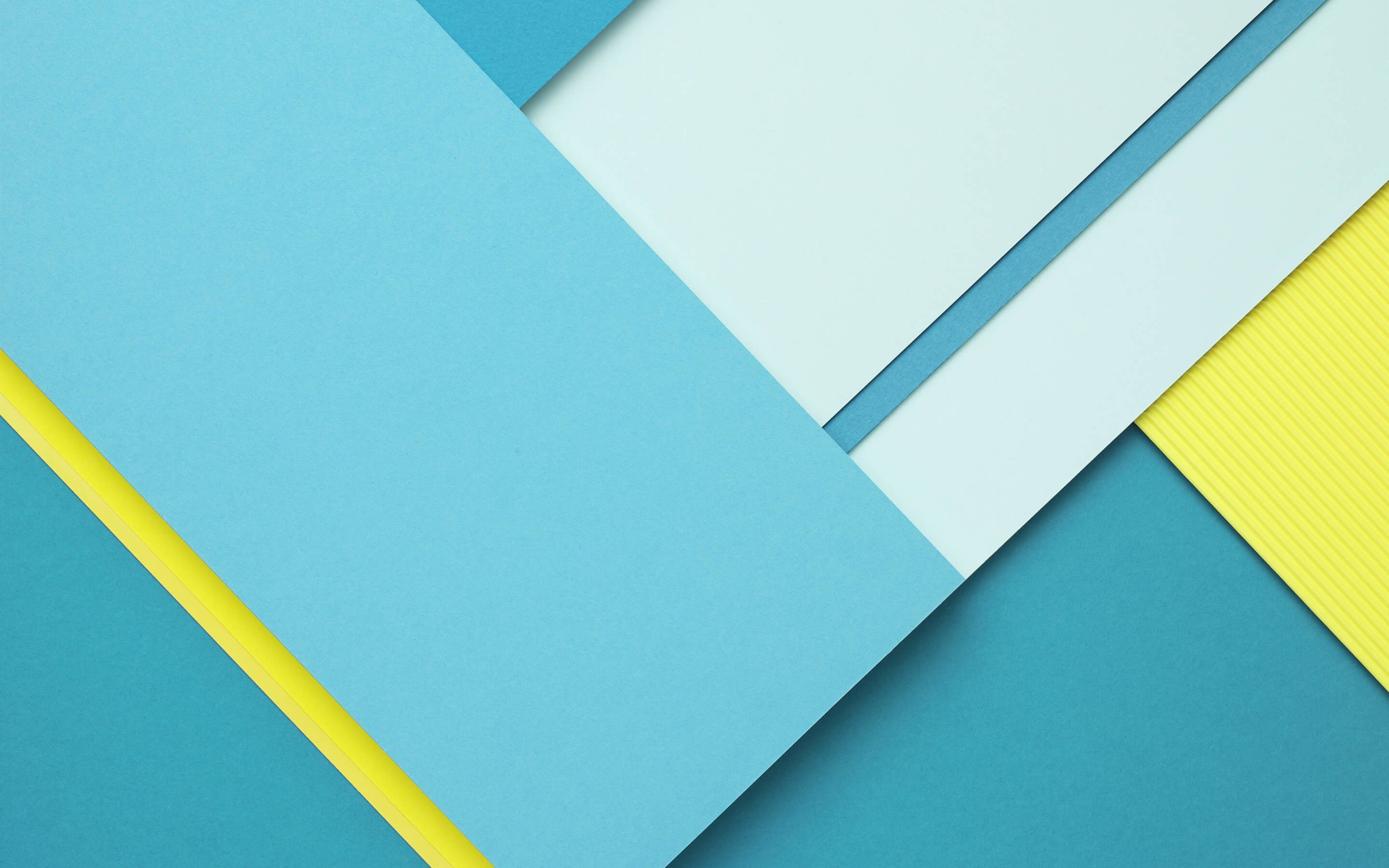 Google Material Design Wallpaper for Desktop 2560x1600