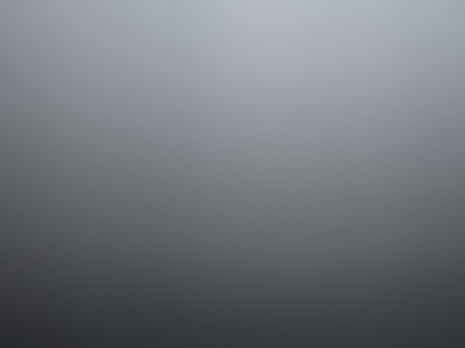 Gradient Grey Wallpaper for Desktop 1600x1200