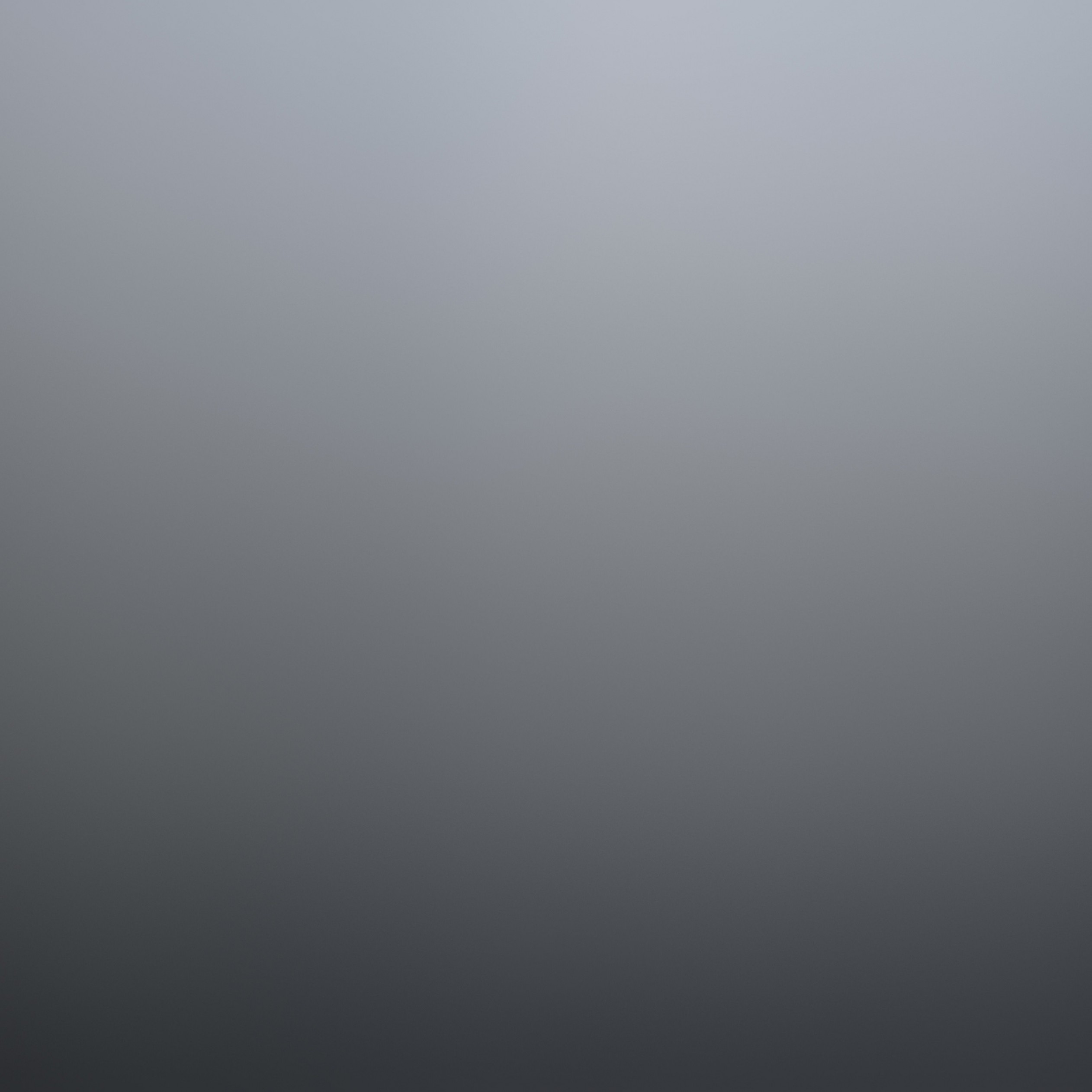 Gradient Grey Wallpaper for Apple iPad 3