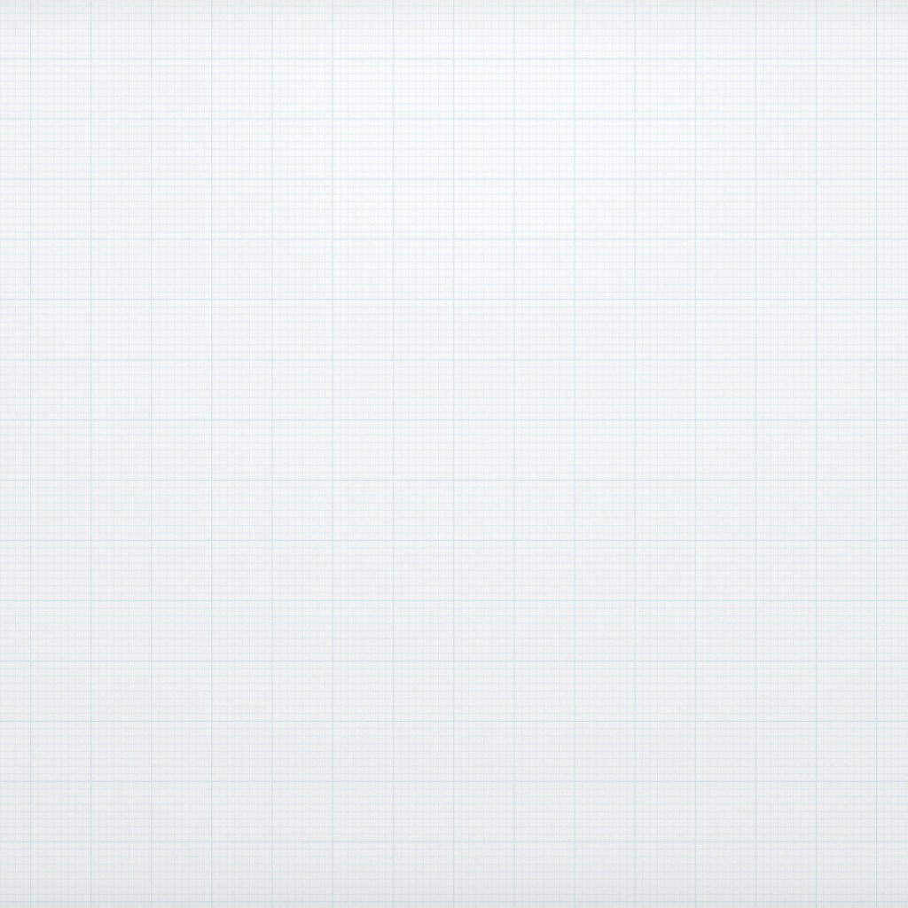 Graph Paper Grid Wallpaper for Apple iPad 2