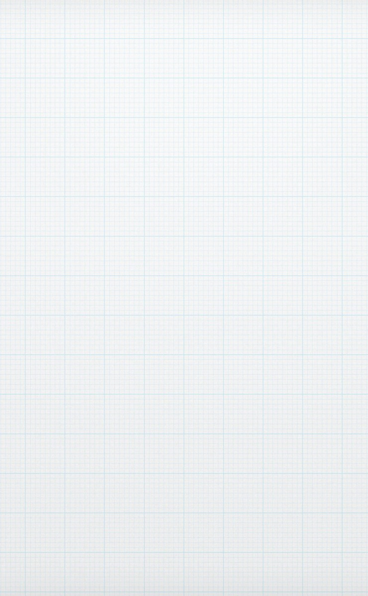 Graph Paper Grid Wallpaper for Apple iPhone 4 / 4s