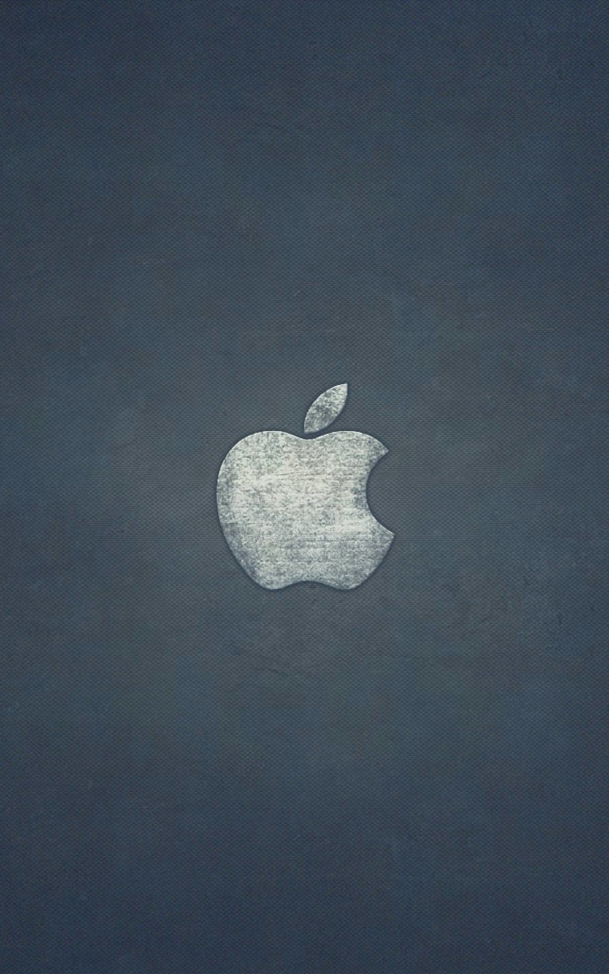 Grunge Apple Logo Wallpaper for Amazon Kindle Fire HDX