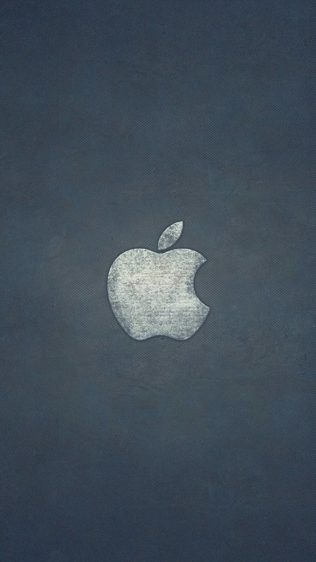 Grunge Apple Logo Wallpaper for SONY Xperia Z1