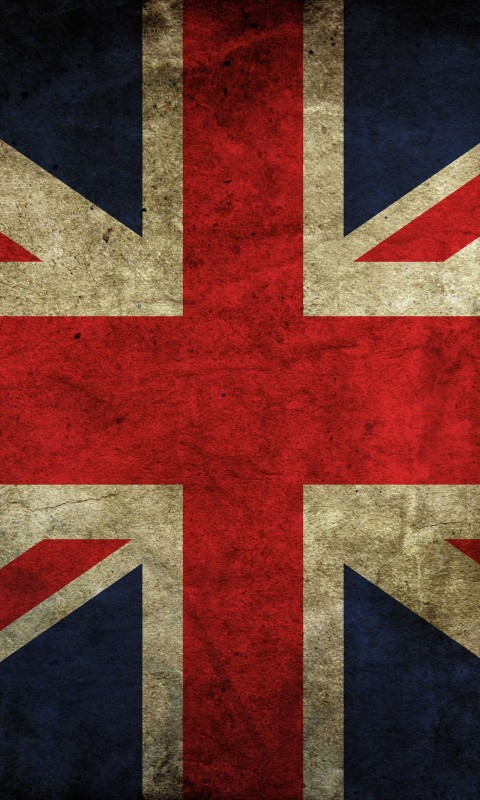 Grunge Flag Of The United Kingdom Wallpaper for SAMSUNG Galaxy S3 Mini