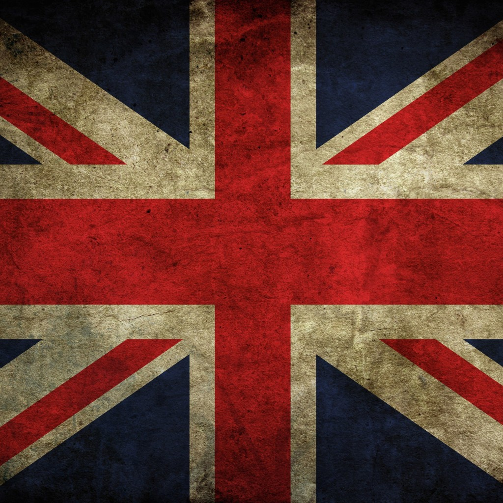 Grunge Flag Of The United Kingdom Wallpaper for Apple iPad 2