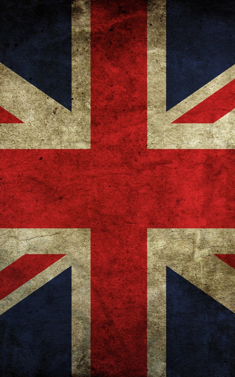 Grunge Flag Of The United Kingdom Wallpaper for Amazon Kindle Fire HD