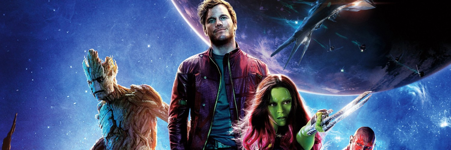 Guardians of the Galaxy Wallpaper for Social Media Twitter Header
