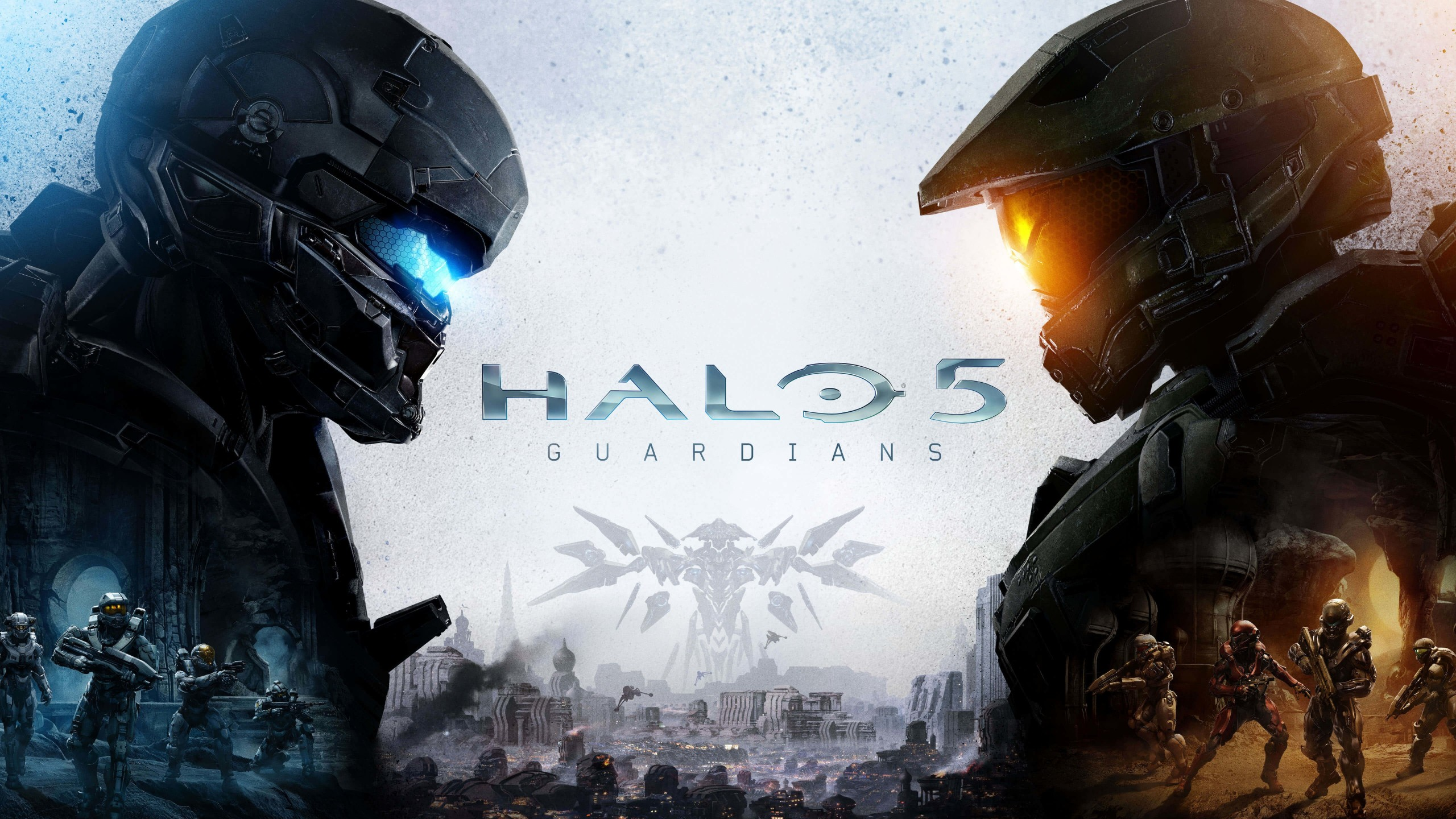 Halo 5 Guardians Wallpaper: Download Halo 5: Guardians HD Wallpaper For 2560 X 1440
