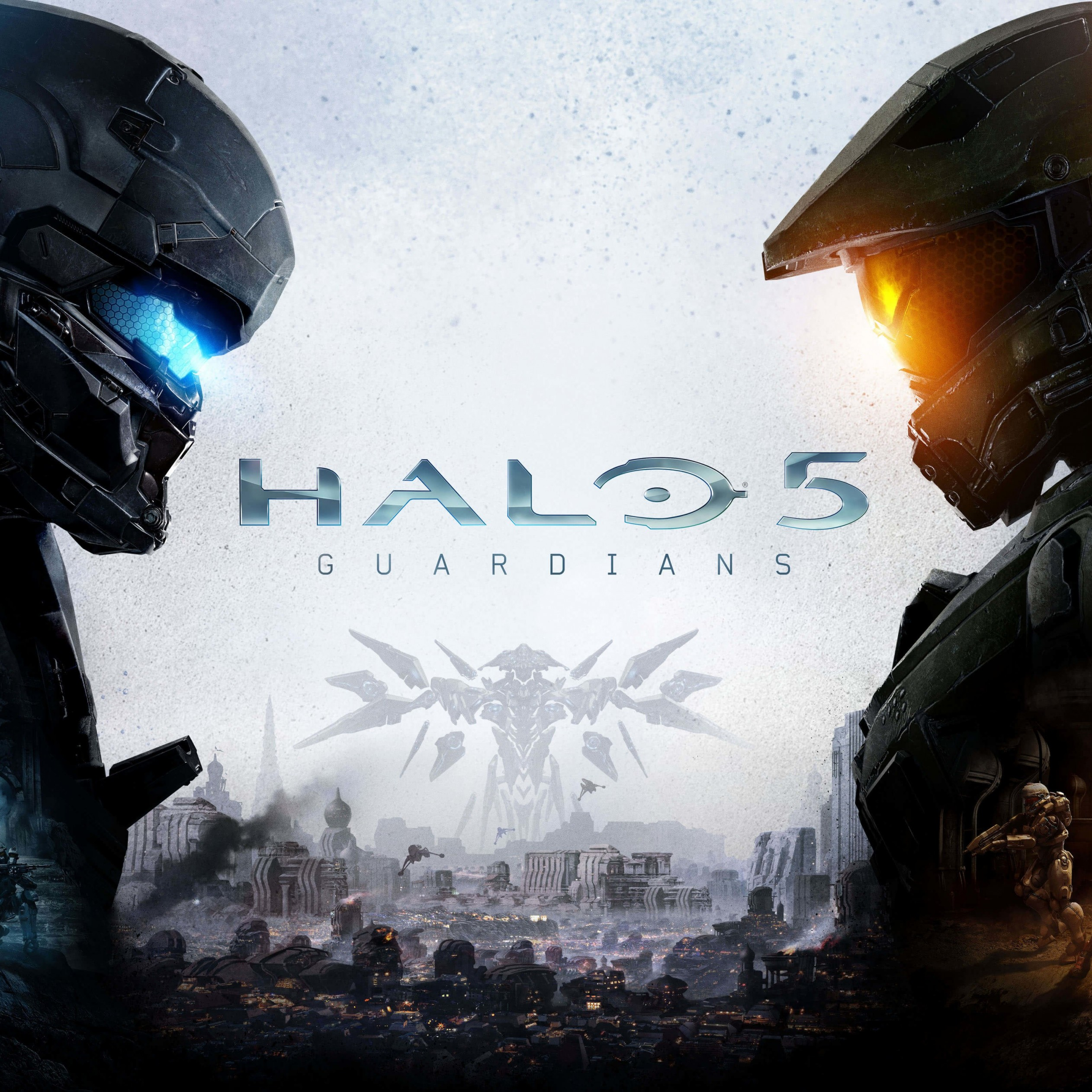 Halo 5: Guardians Wallpaper for Apple iPad 4