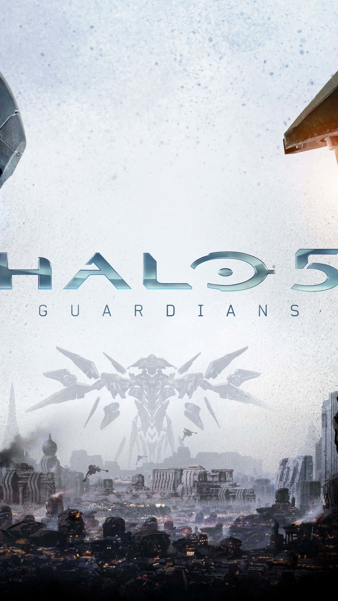 Halo 5: Guardians Wallpaper for Motorola Moto X