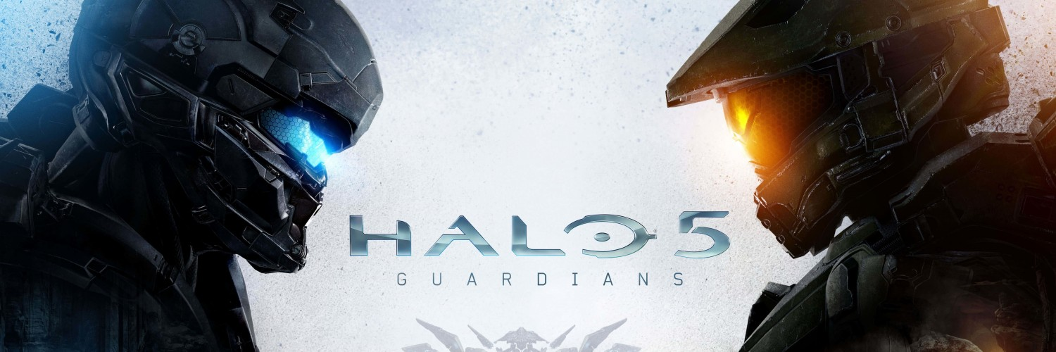 Halo 5: Guardians Wallpaper for Social Media Twitter Header
