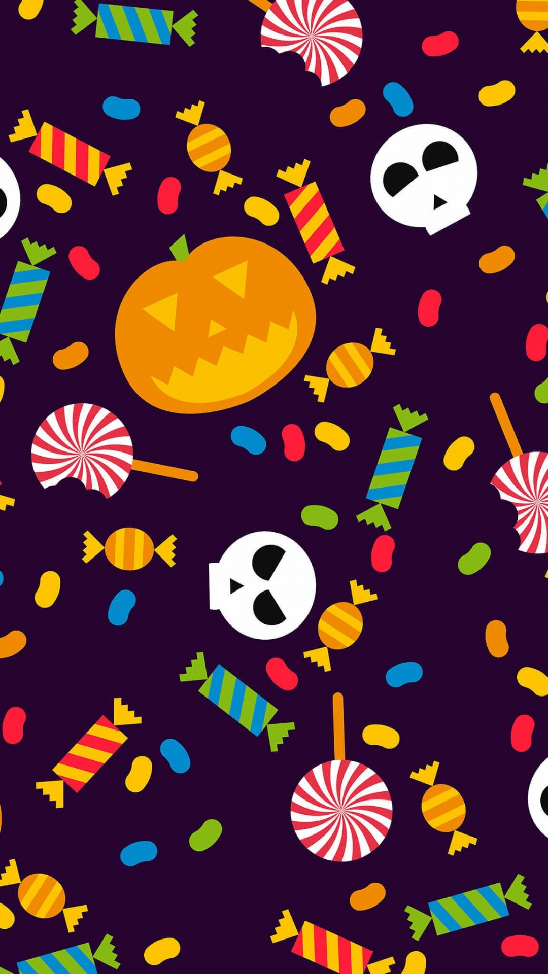Happy Halloween Wallpaper for SAMSUNG Galaxy S5
